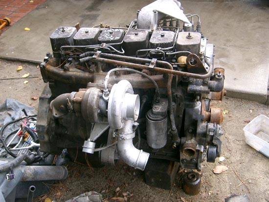 cummins escalade engine